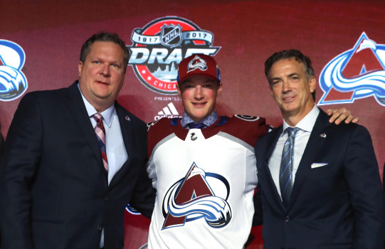 2017 NHL Draft - Round One