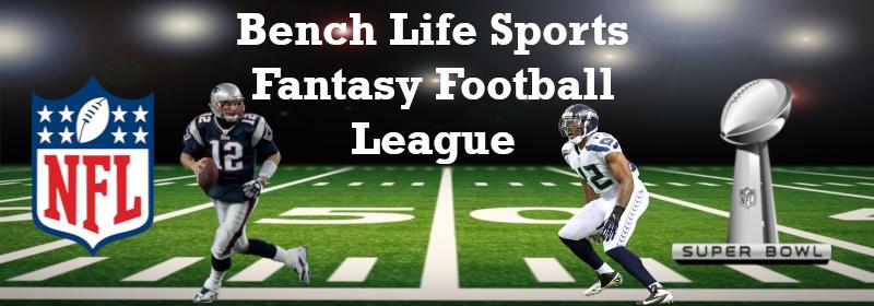 Bls Fantasy Football League 2018 Bench Life Sports