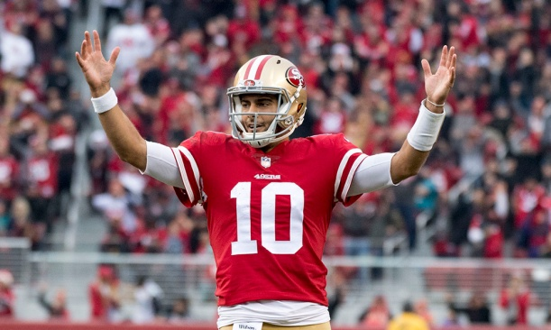 NFL: Jacksonville Jaguars at San Francisco 49ers