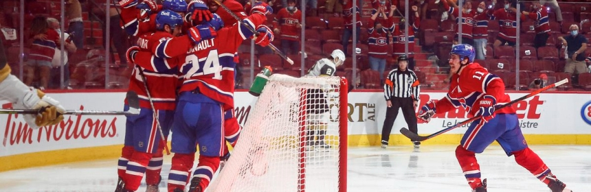 Montreal Canadiens Stanley Cup Playoffs